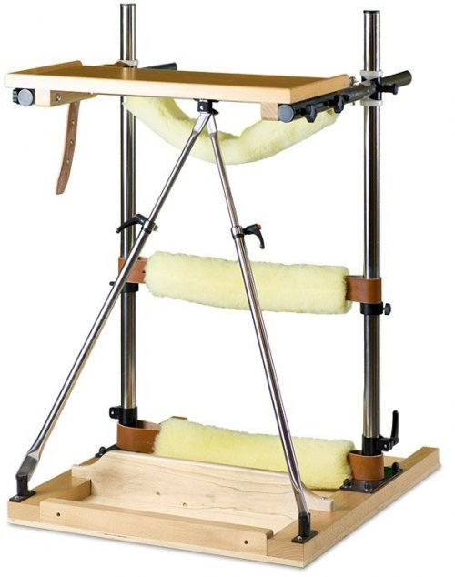 The Adjustable Oswestry Standing Frame
